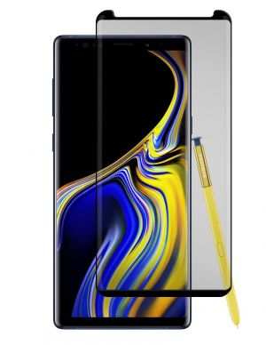 Samsung Galaxy Note9 Curved Tempered Glass Screen Protector