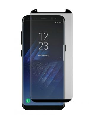 Samsung Galaxy S8 Curved Tempered Glass Screen Protector
