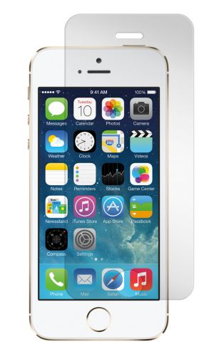 Apple iPhone 5/5s/5c/5se Tempered Glass Screen Protector