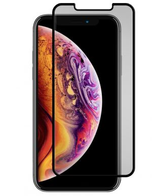 Apple iPhone XS Max Curved Tempered Glass Screen Protector