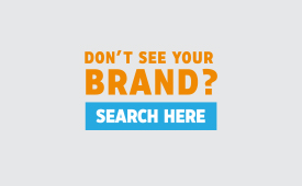 Don't see your brand? search here