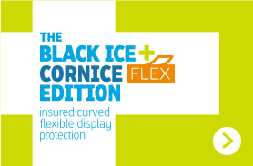 insured flex tempered glass screen protector